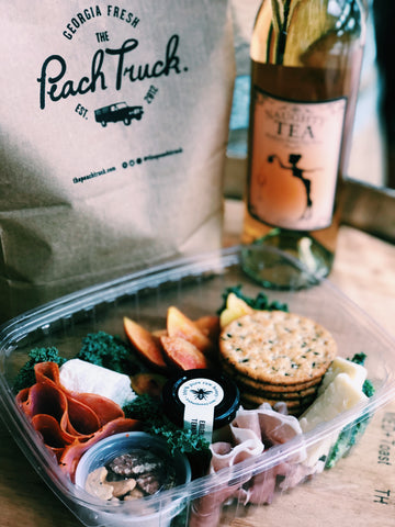 Natchez Hills Winery's individual charcuterie platters are COVID-safe