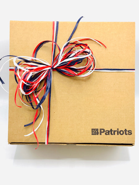 Wrapped 4Patriots Gift Box