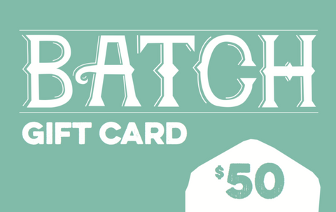 Batch Gift Card