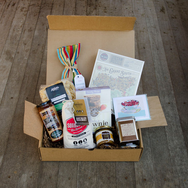 The First Family Deluxe Batch Subscription Discovery Box