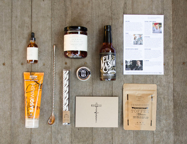 Batch Men's Subscription Discovery Box