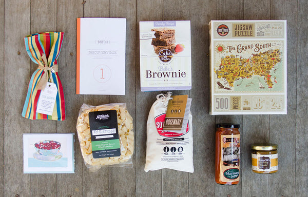 The Family Deluxe Batch Subscription Discovery box