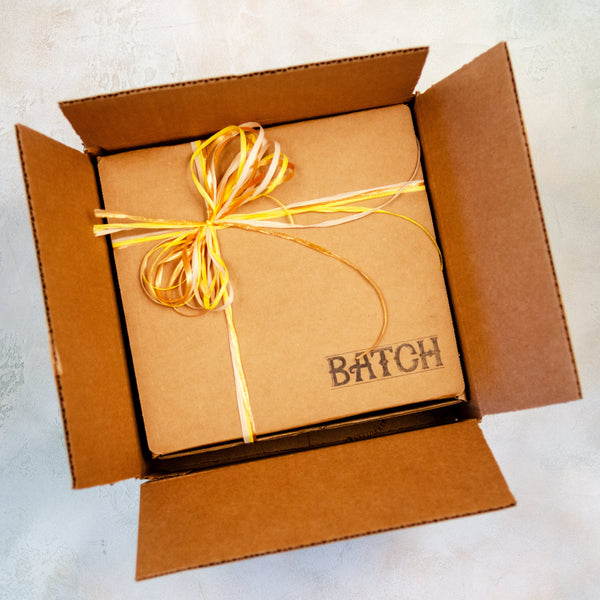 Batch Box with Protective Outer Shipping Boxes