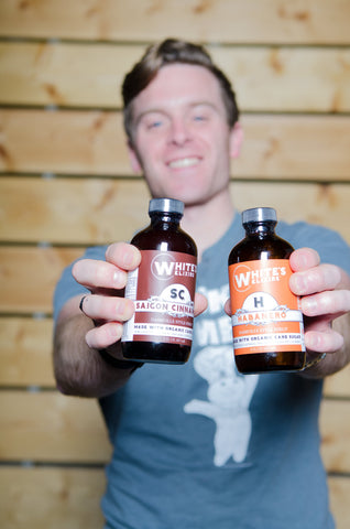 Brad White of White's Elixirs for Batch