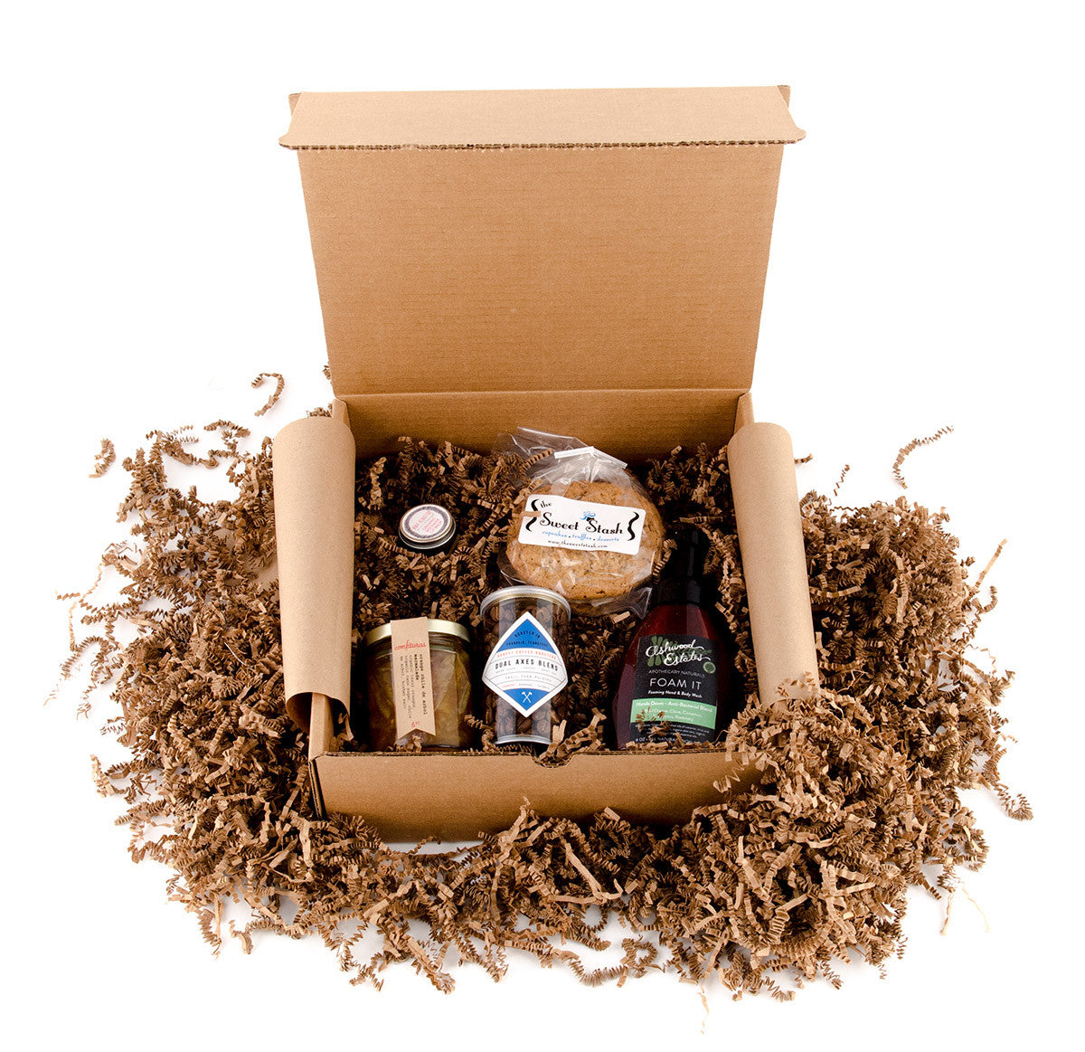The Family Standard Batch Subscription Discovery Box