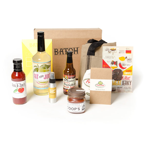 Batch Men's Deluxe Subscription Discovery Box