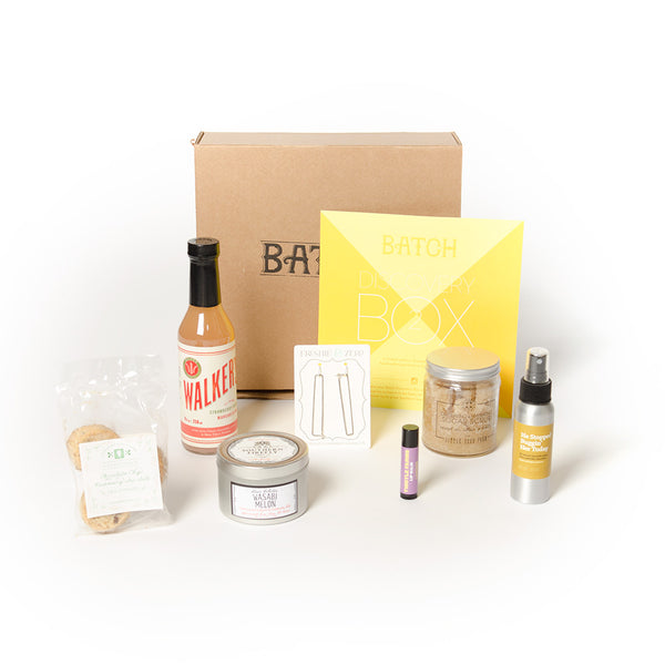 Batch Women's Deluxe Subscription Discovery Box