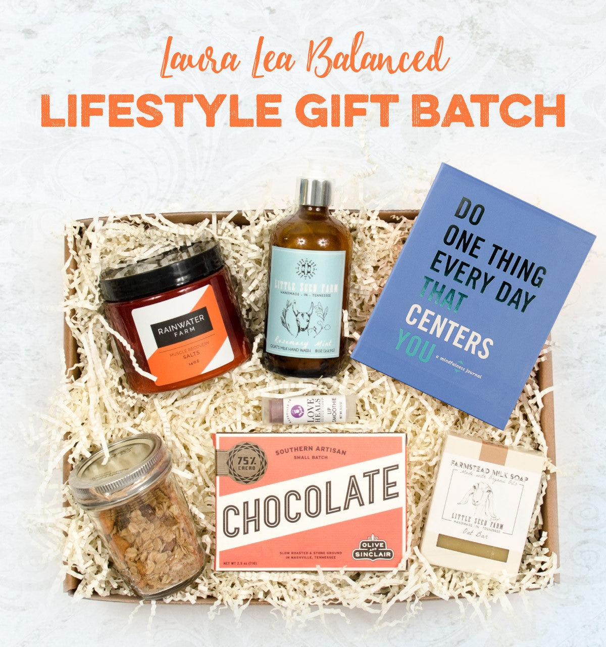 Laura Lea Balanced Lifestyle Gift Batch