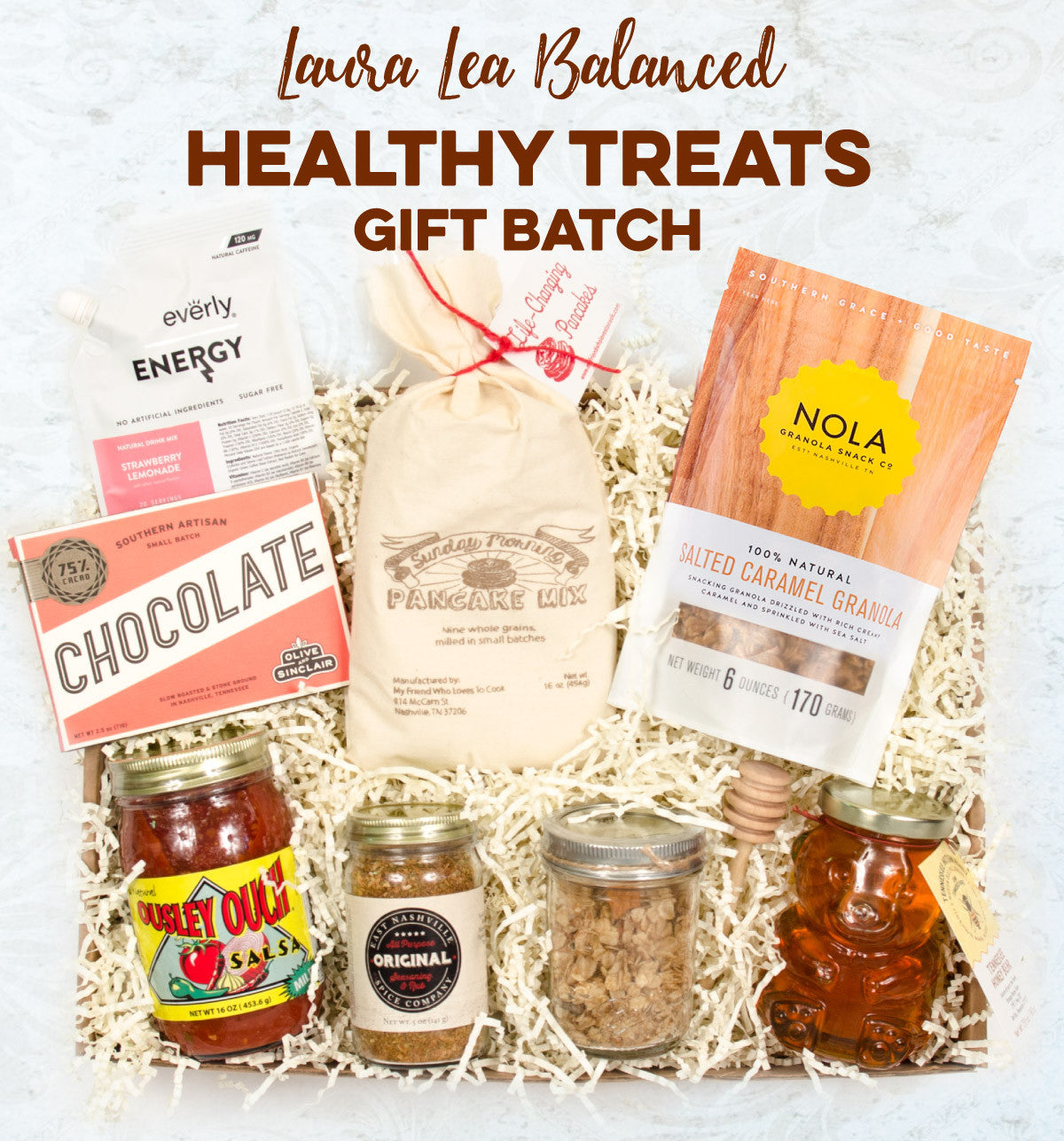 Laura Lea Balanced Healthy Treats Gift Batch