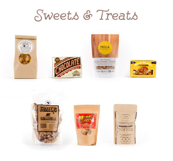 Teacher Gifts sweets and treats