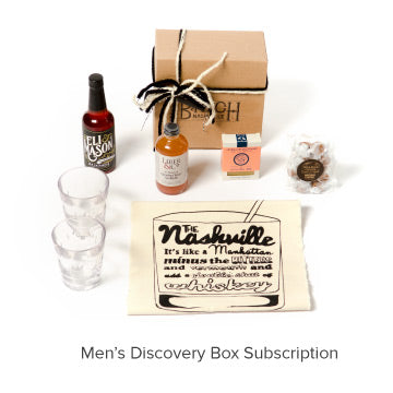 Men's Discovery Box Subscription