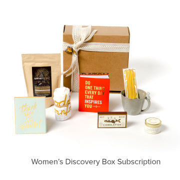 The Batch Subscription Discovery Box
