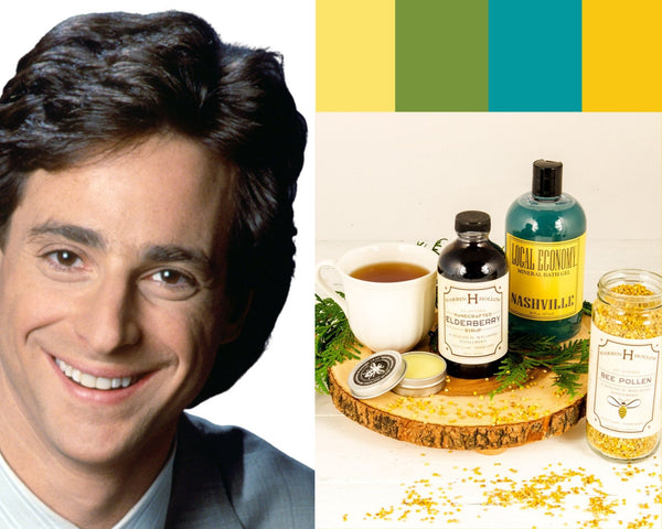 Danny Tanner with Immune Booster Batch