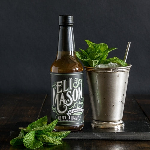 Mint Julep cocktail mixer from Eli Mason | Nashville, TN
