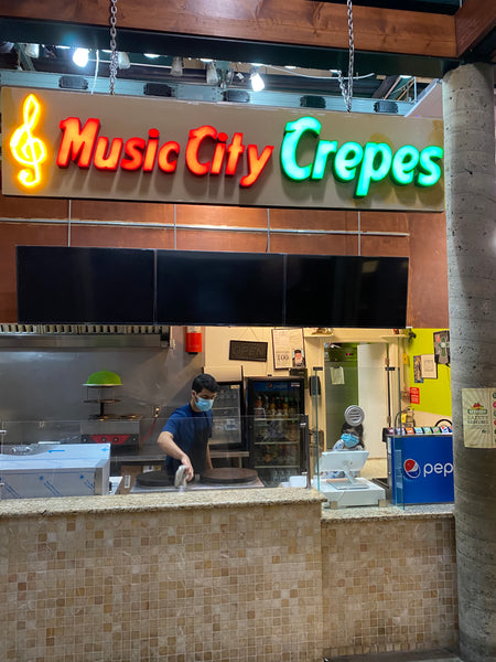 Music City Crepes
