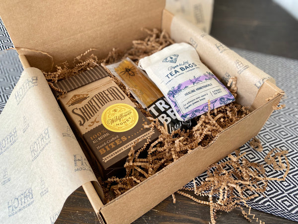 Time For Tea Gift Set in Batch Box