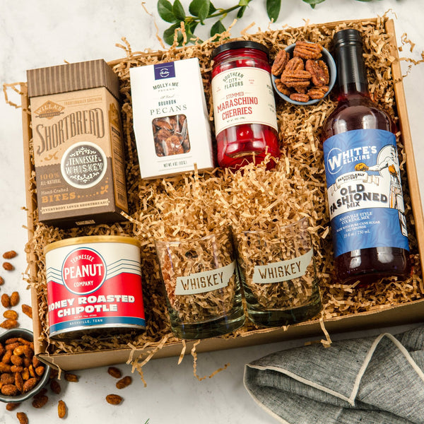 Batch Just Add Tennessee Whiskey Gift Set