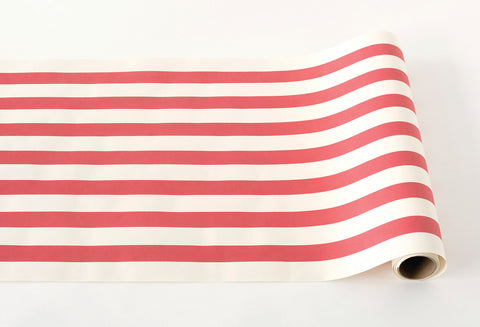 Classic Red Stripe Table Runner from Hester and Cook