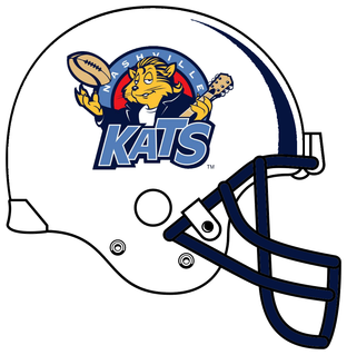 Nashville Kats | Nashville Arena League Football History