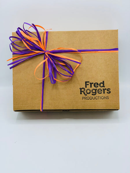 Fred Rogers Batch wrapped