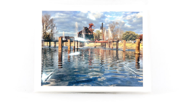 Picture Birmingham 3-pack Note Cards | Designed in Birmingham, AL