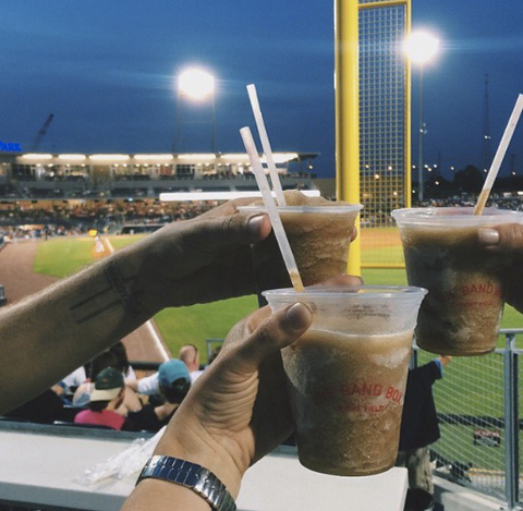 The Band Box Nashville | Nashville Sounds | Whiskey and Coke ICEE