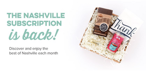 Batch Nashville subscription box