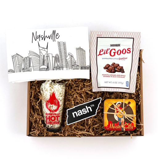 Take Me to Nashville Gift Batch