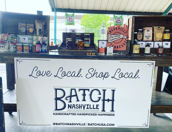 Batch USA Store | Nashville Farmers Market