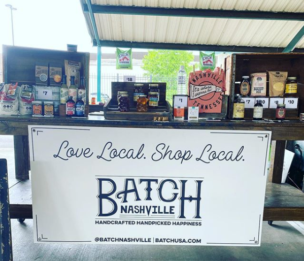 Batch Nashville at the Nashville Farmers' Market