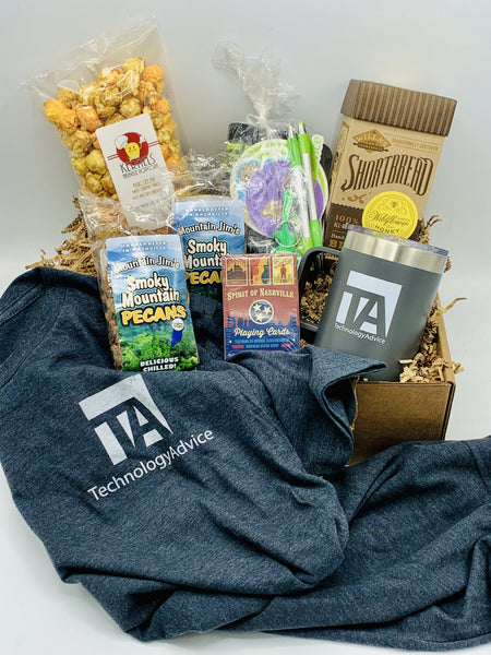 Technology Advice Deluxe Gift Batch