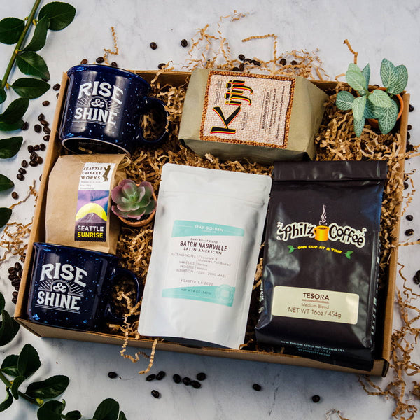 The Coffee Collection Gift Box