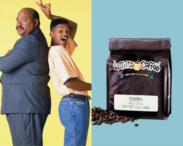 Uncle Phil and Philz Coffee