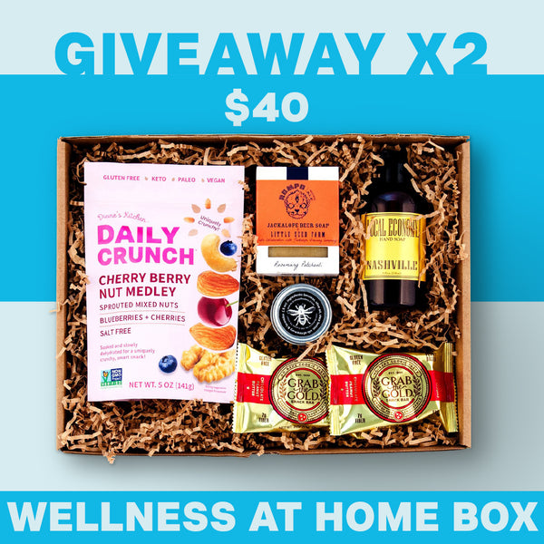 We're giving away a Wellness at Home Gift Batch!  on BatchUSA.com