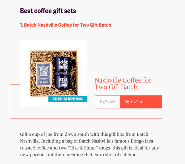 15 best gifts for coffee lovers who enjoy a good cup of joe