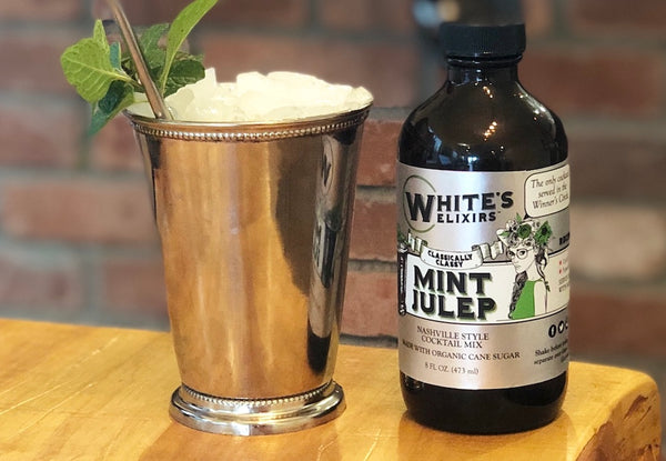 White's Elixirs - Mint Julep Mix - Made in Nashville, TN