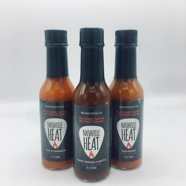 Nashville Heat Hot Sauce
