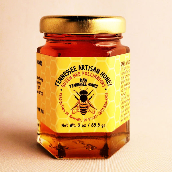 Tennessee Artisan Honey Dark Wildflower Artisan Honey