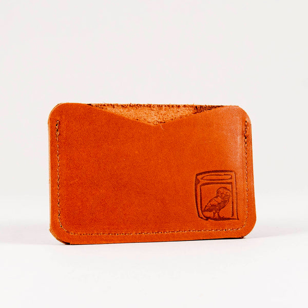Bubo Slim Leather Card Holder
