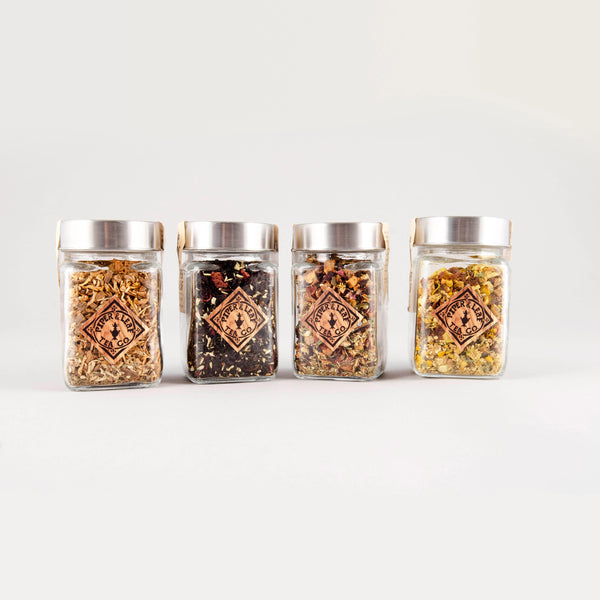 Piper and Leaf Loose Leaf Jars