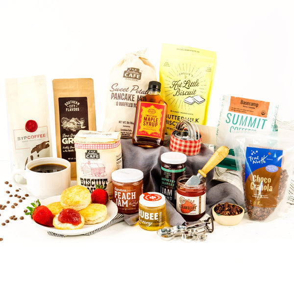 All American Breakfast Buffet Gift Batch