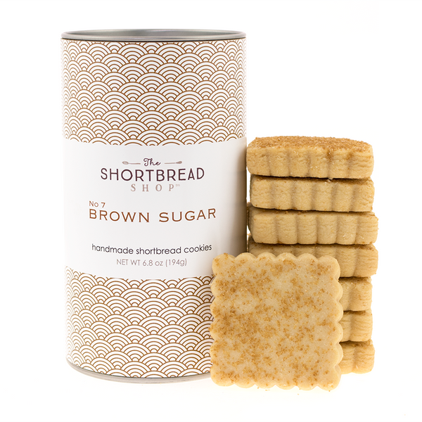 The Shortbread Shop Kraft Can