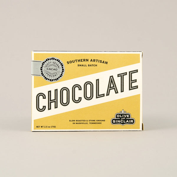 Olive and Sinclair Assorted 2.75 oz Chocolate Bars