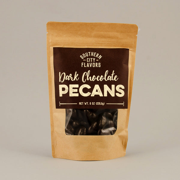 Southern City Flavors Chocolate Pecans