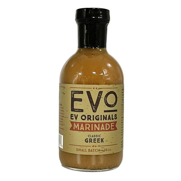 EVO Greek Marinade