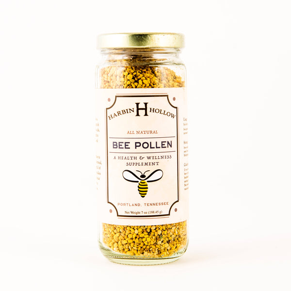 Harbin Hollow Local Bee Pollen