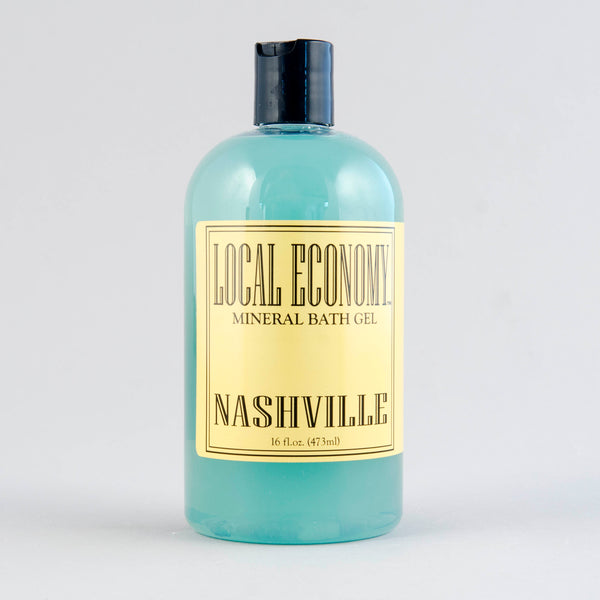 Local Economy Shower and Bath Mineral Gel