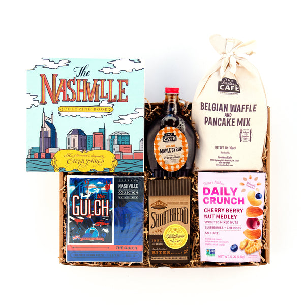 Nashville Relief Box - At Home Survival Kit