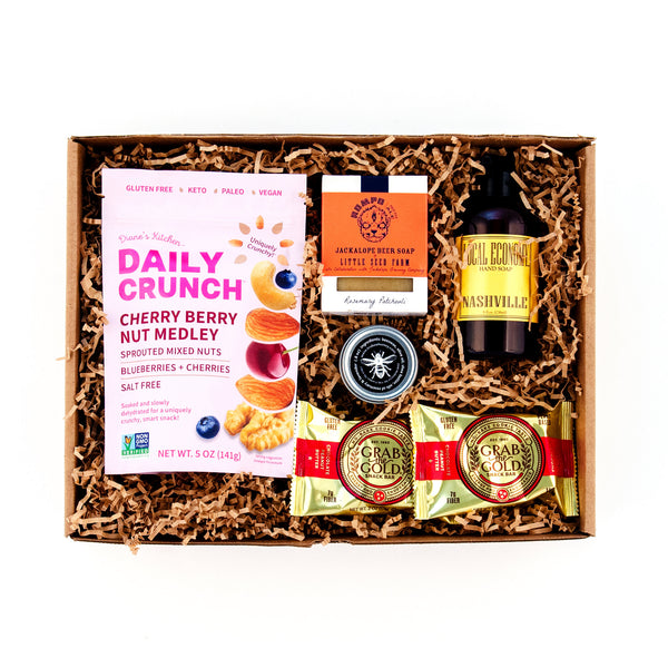 Nashville Relief Box - Wellness at Home