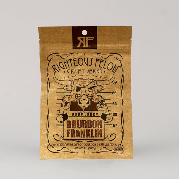 Righteous Felon Craft Jerky